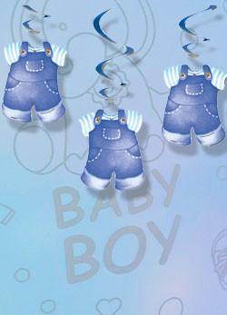 babyparty deko neutral