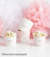 "Süßigkeitenboxen ""Ready to pop"" - rosa - 10-teilig"