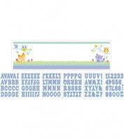"Individualisierbarer Partybanner ""Welcome Baby"" - 165 x 51 cm"