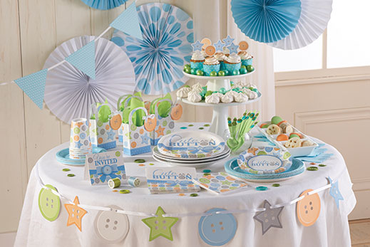 babyparty deko raum und m beldesign inspiration ForBaby Shower Party Deko