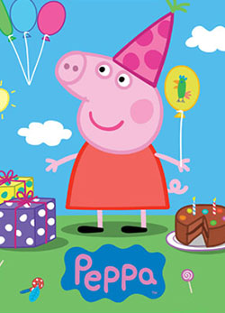 Peppa Wutz Geburtstag
