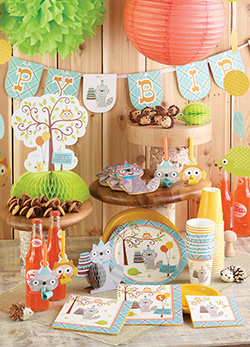 Baby shower deko f r jungs deko serien babyparty for Baby shower party deko