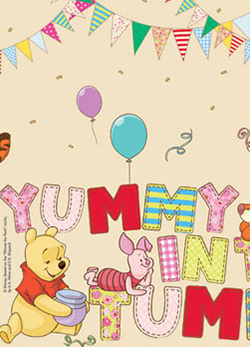 1 geburtstag junge deko serien 1 geburtstag baby belly party - Winnie pooh deko ...