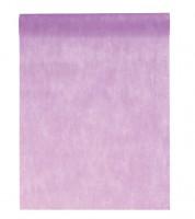 Tischläufer aus Vlies - lavendel -  30 cm x 10 m