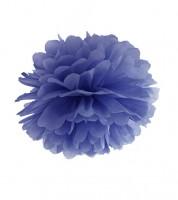 Pom Pom - 25 cm - navy blue