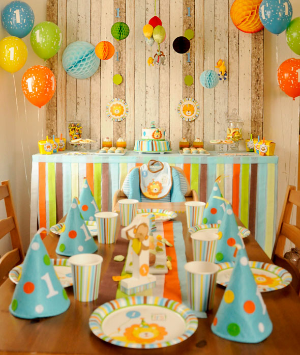 der erste geburtstag unseres sohnes mit zooparty motto 1 teil baby belly party blog. Black Bedroom Furniture Sets. Home Design Ideas