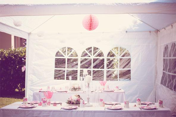 es wird ein m dchen babyparty dekoration mit viel rosa baby belly party blog. Black Bedroom Furniture Sets. Home Design Ideas