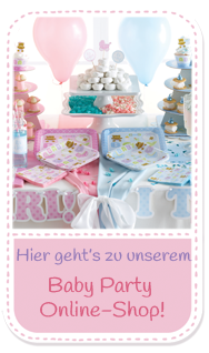 Babyparty Online Shop