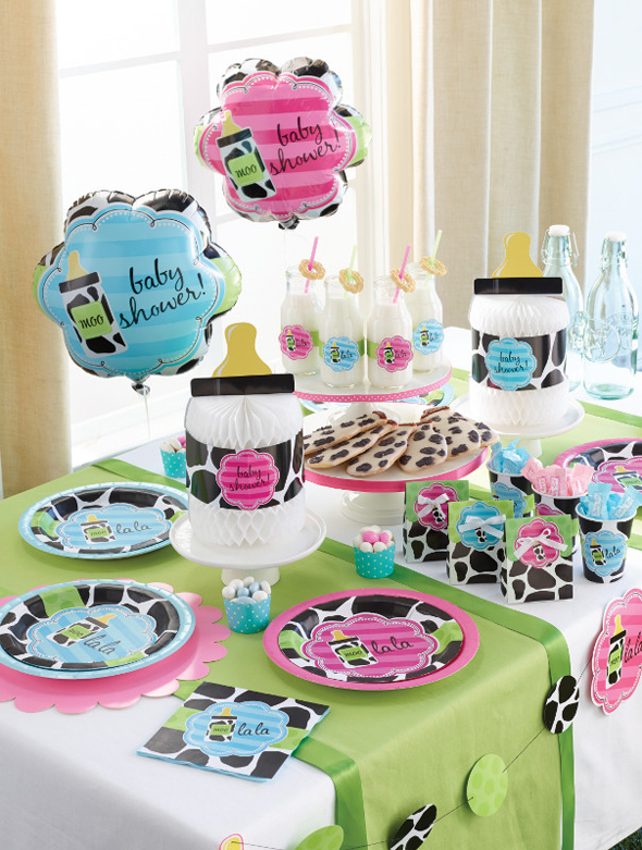 babyparty mit kuhflecken baby belly party blog. Black Bedroom Furniture Sets. Home Design Ideas