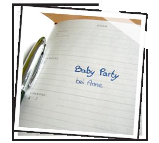 Anregungen Für Die Organisation Ihrer Baby Shower Baby Belly Party
