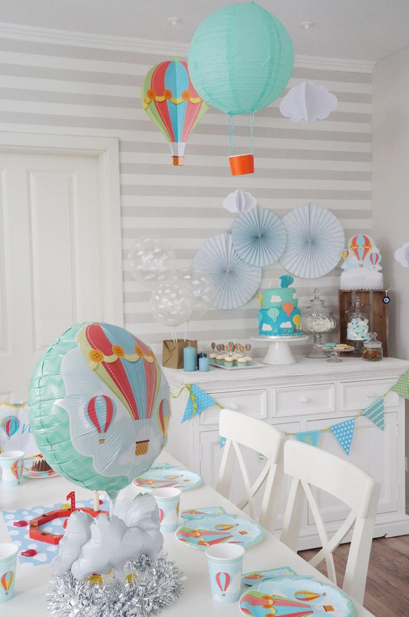diy tipps f r den 1 geburtstag kleiner berflieger baby belly party blog. Black Bedroom Furniture Sets. Home Design Ideas