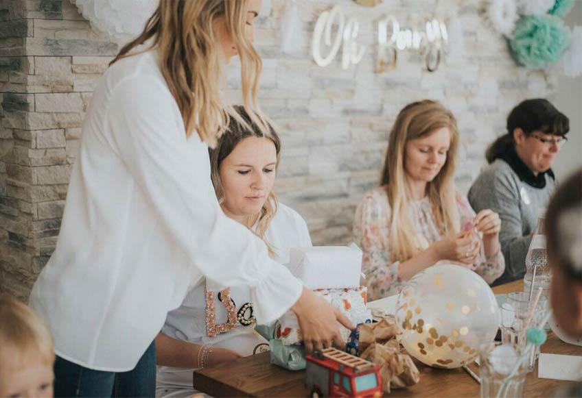 Planung - Welche Babyparty-Geschenke sind passend und sinnvoll? (c) c.loves.c