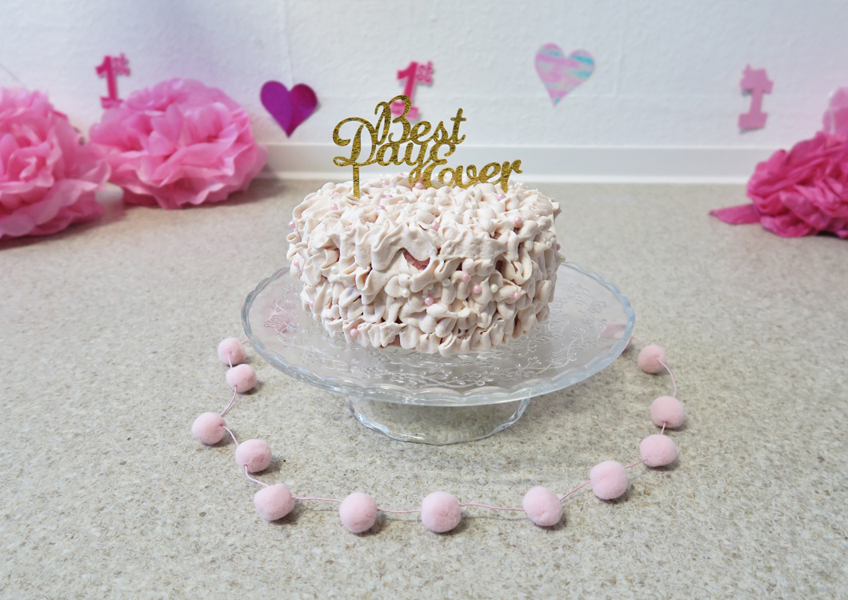 Kuchenzubehör und -deko für den Geburtstag eurer Tochter. Foto: Magalie T.