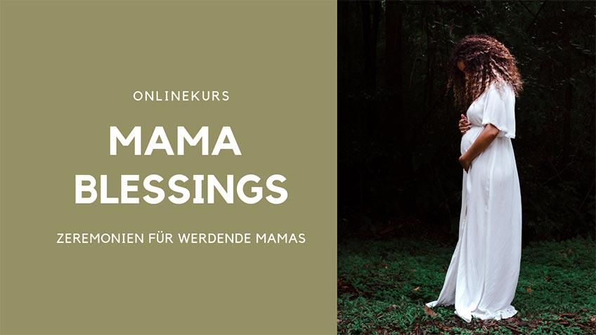 Verschenke zur Babyparty einen Onlinekurs für werdende Mamas (c) Maria Christina Gabriel