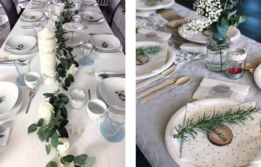 Tischdeko Zur Taufe So Einfach Gelingt Dir Eine Stilvolle