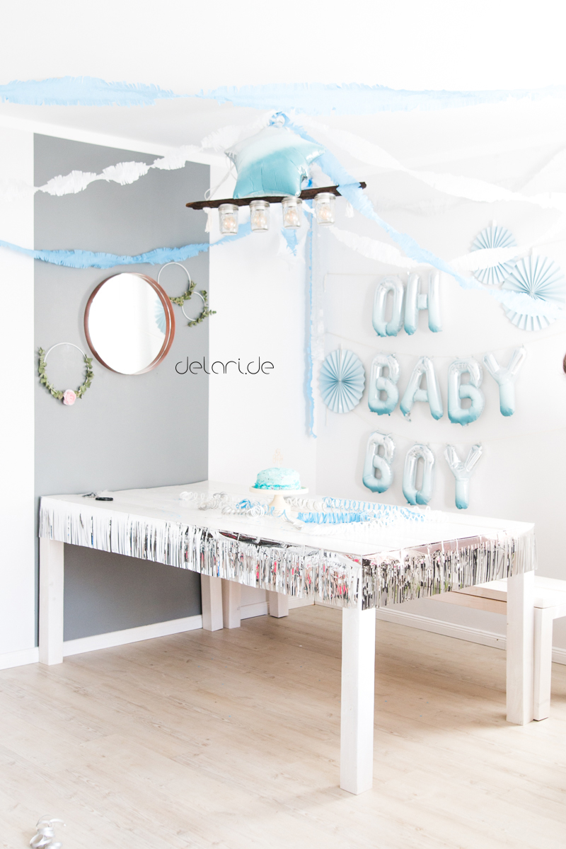 DIY Bastelideen | Baby Belly Party Blog