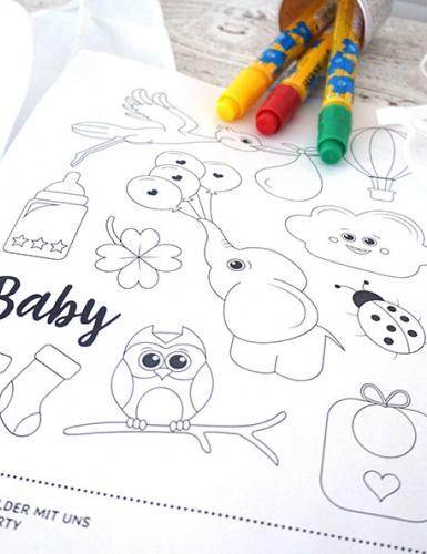 Baby Belly Party Blog | Ideen für eure Babyparty, Taufe, 1. Geburtstag