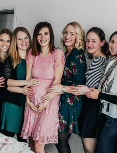 Organisiere eine Babyparty für deine beste Freundin (c) Anna Fichtner Fotografie