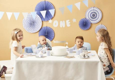 Mit unserer Deko zum 1. Kindergeburtstag gelingt dir die Party garantiert