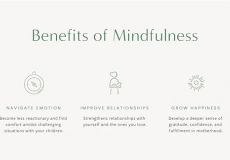 Achtsamkeit im Leben hat viele Vorteile (c) Mindful Mamas Club