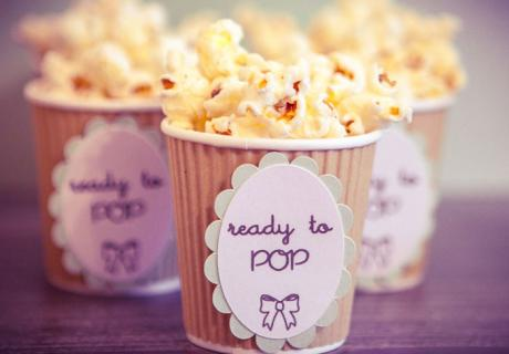 Ready to Pop - was ist passender zu diesem Ausspruch als leckeres Popcorn
