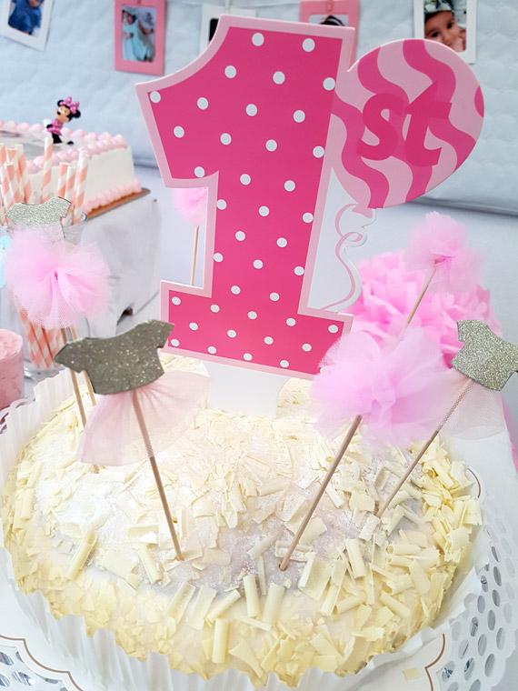 Torte Zum 1 Geburtstag Baby Belly Party Blog