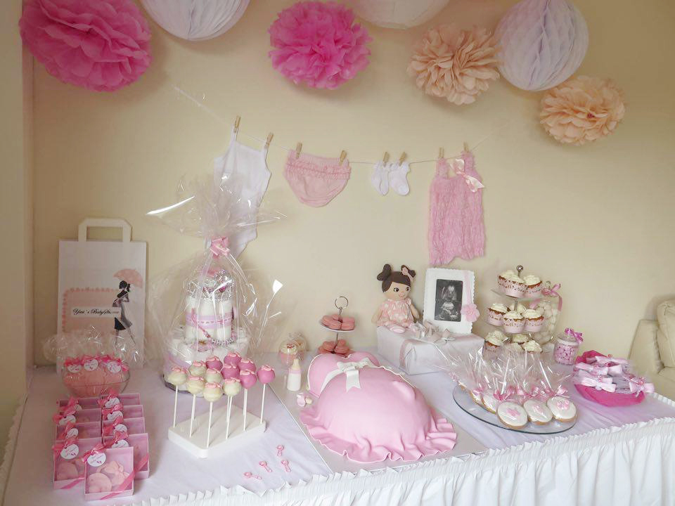 Decorating Cake Table Ideas
