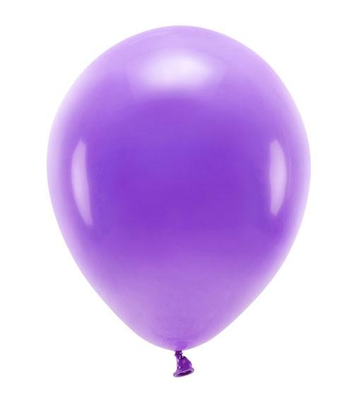 Standard-Ballons - violett - 30 cm - 10 Stück