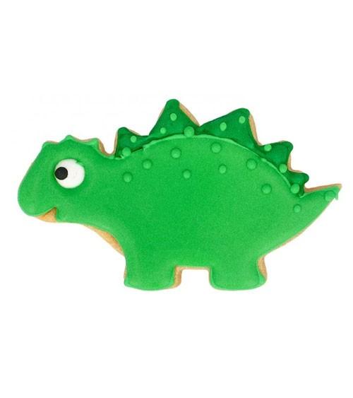 """Ausstechform mit Innenprägung """"Stegosaurus"""" - 10 cm"""