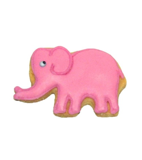 Ausstechform Elefant