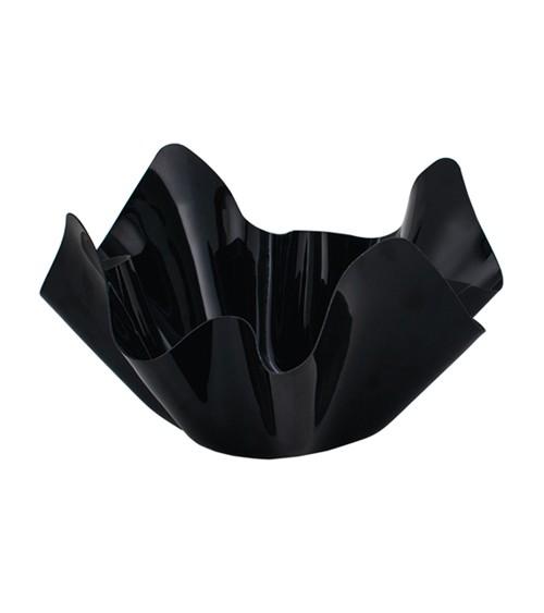 Servierschale - schwarz - 22,5 x 12 cm