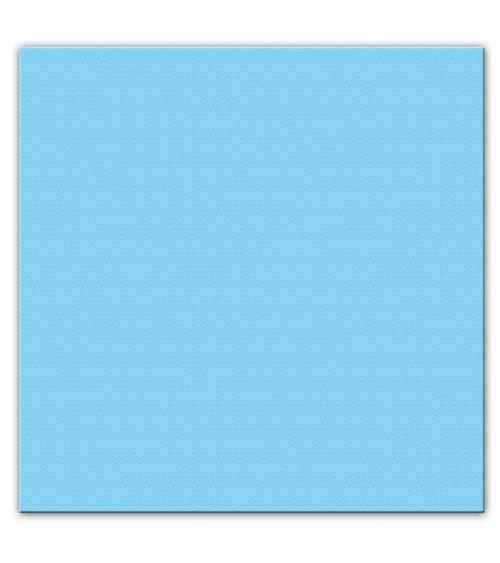Servietten - hellblau - 25 Stück