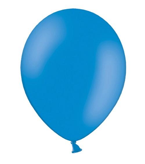 Standard-Luftballons - cornflower blue - 50 Stück