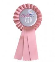 """Orden """"Bald Opa"""" - rosa"""