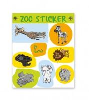 "Sticker ""Zoo"" - 8 Stück"