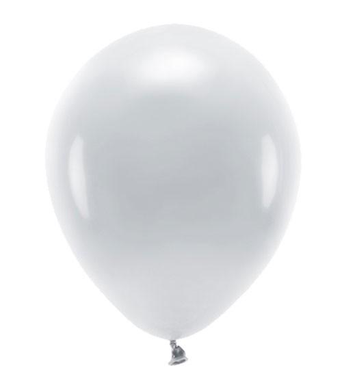 Standard-Ballons - grau - 30 cm - 10 Stück