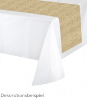 """Tischläufer """"Glitter Gold"""""""