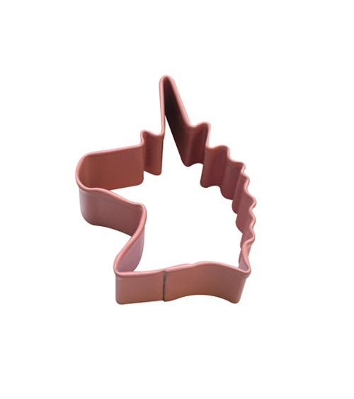 Ausstechform Mini Einhornkopf - 4,4 cm