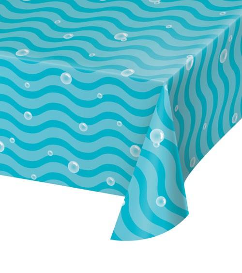 """Papier-Tischdecke """"Unterwasser"""" - 137 x 259 cm"""