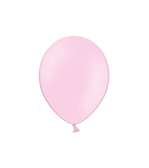 Mini-Luftballons - rosa - 12 cm - 100 Stück