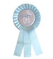 """Orden """"Bald Opa"""" - hellblau"""