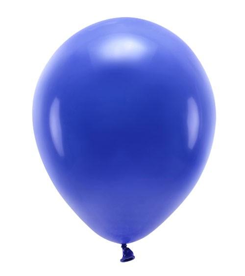 Standard-Ballons - navyblau - 30 cm - 10 Stück