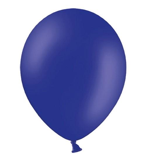 Standard-Luftballons - königsblau - 50 Stück