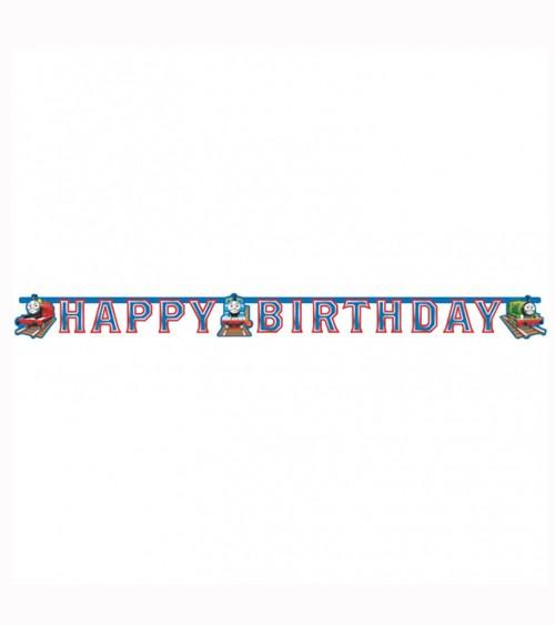 """Happy Birthday-Girlande """"Thomas und seine Freunde"""""""