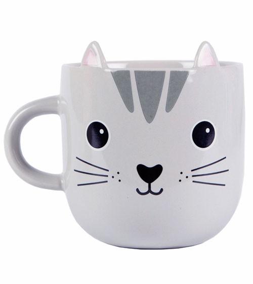 """Tasse aus Keramik """"Katze"""""""