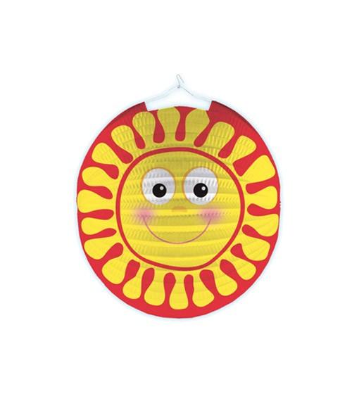 """Lampion """"Lächelnde Sonne"""""""