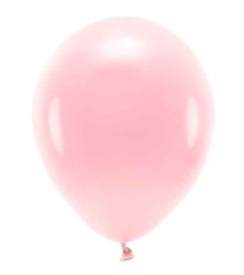 Standard-Ballons - blush pink - 30 cm - 10 Stück