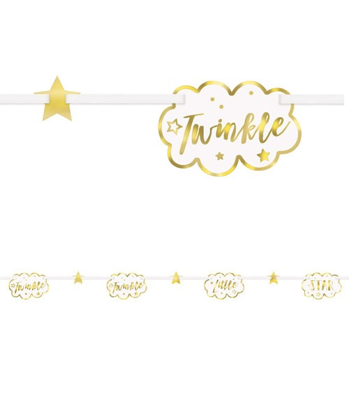 "Girlande ""Twinkle Twinkle Little Star"" - 2,13 m"