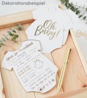 """Advice Cards """"Oh Baby"""" - 10 Stück"""