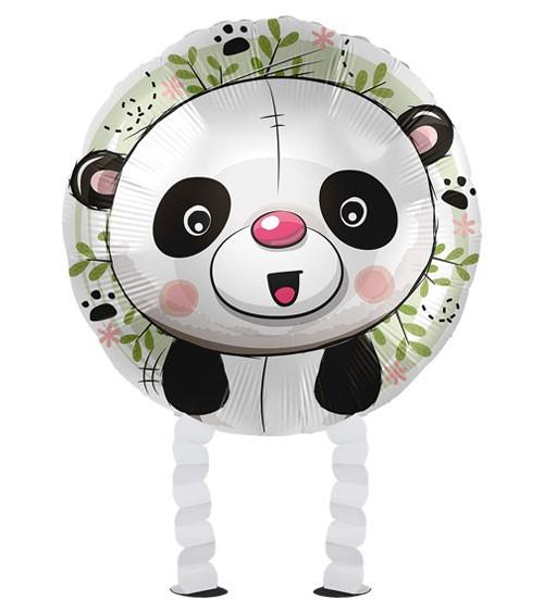 """Walking-Folienballon """"Happy Panda Bear"""""""